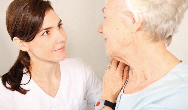 Verpleegoproepsysteem