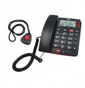 Senioren telefoon alarmzender