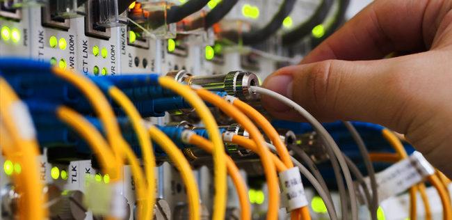 gestructureerde netwerkbekabeling